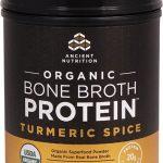 Ancient Nutrition Organic Bone Broth Protein Turmeric Spice -- 17 Servings   Comprar Suplemento em Promoção Site Barato e Bom