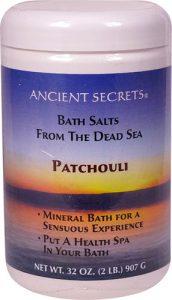 Ancient Secrets Dead Sea Mineral Bath Salts Patchouli -- 2 lbs   Comprar Suplemento em Promoção Site Barato e Bom