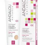 Andalou Naturals 1000 Roses® CC Color + Correct SPF 30 Sheer Nude -- 2 fl oz   Comprar Suplemento em Promoção Site Barato e Bom