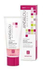 Andalou Naturals 1000 Roses™ Pearl Exfoliator Sensitive -- 2 fl oz   Comprar Suplemento em Promoção Site Barato e Bom