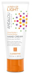 Andalou Naturals A Path of Light™ Hand Cream Clementine -- 3.4 fl oz   Comprar Suplemento em Promoção Site Barato e Bom