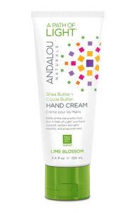 Andalou Naturals A Path of Light™ Hand Cream Lime Blossom -- 3.4 fl oz   Comprar Suplemento em Promoção Site Barato e Bom