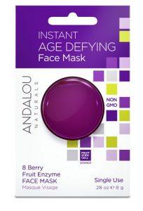 Andalou Naturals Age Defying 8 Berry Face Mask Pod -- 0.28 oz   Comprar Suplemento em Promoção Site Barato e Bom