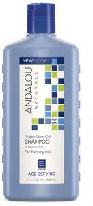 Andalou Naturals Age Defying Argan Stem Cell Shampoo -- 11.5 fl oz   Comprar Suplemento em Promoção Site Barato e Bom