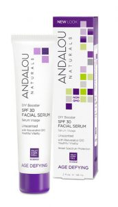 Andalou Naturals Age Defying DIY Booster Facial Serum SPF 30 Unscented -- 2 fl oz   Comprar Suplemento em Promoção Site Barato e Bom