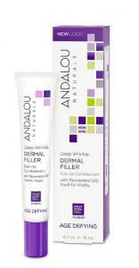 Andalou Naturals Age Defying Deep Wrinkle Dermal Filler -- 0.6 fl oz   Comprar Suplemento em Promoção Site Barato e Bom