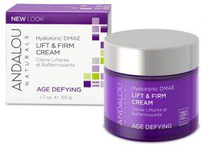 Andalou Naturals Age Defying Hyaluronic DMAE Lift & Firm Cream -- 1.7 oz   Comprar Suplemento em Promoção Site Barato e Bom