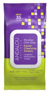 Andalou Naturals Age Defying Micellar One Step Facial Cleansing Swipes -- 35 Wipes   Comprar Suplemento em Promoção Site Barato e Bom
