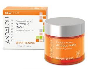 Andalou Naturals Brightening Glycolic Mask Brightening Pumpkin Honey -- 1.7 fl oz   Comprar Suplemento em Promoção Site Barato e Bom