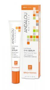 Andalou Naturals Brightening Luminous Eye Serum -- 0.6 fl oz   Comprar Suplemento em Promoção Site Barato e Bom
