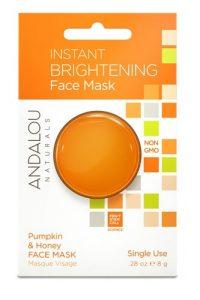 Andalou Naturals Brightening Pumpkin Face Mask Pod -- 0.28 oz   Comprar Suplemento em Promoção Site Barato e Bom