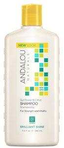 Andalou Naturals Brilliant Shine Shampoo Sunflower and Citrus -- 11.5 fl oz   Comprar Suplemento em Promoção Site Barato e Bom