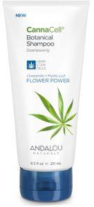 Andalou Naturals CannaCell® Botanical Shampoo FLOWER POWER -- 8.5 fl oz   Comprar Suplemento em Promoção Site Barato e Bom