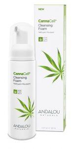 Andalou Naturals CannaCell® Cleansing Foam -- 5.5 fl oz   Comprar Suplemento em Promoção Site Barato e Bom