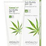 Andalou Naturals CannaCell® Sun Buddy SPF 30 -- 2.7 fl oz   Comprar Suplemento em Promoção Site Barato e Bom