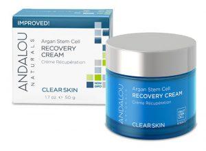 Andalou Naturals Clear Skin Argan Stem Cell Recovery Cream -- 1.7 oz   Comprar Suplemento em Promoção Site Barato e Bom