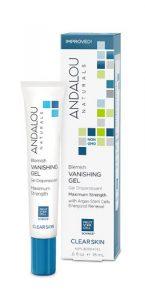 Andalou Naturals Clear Skin Blemish Vanishing Gel Maximum Strength -- 0.6 fl oz   Comprar Suplemento em Promoção Site Barato e Bom