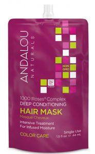 Andalou Naturals Color Care 1000 Roses® Deep Conditioning Hair Mask -- 1.5 fl oz   Comprar Suplemento em Promoção Site Barato e Bom