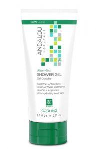 Andalou Naturals Cooling Shower Gel Aloe Mint -- 8.5 fl oz   Comprar Suplemento em Promoção Site Barato e Bom