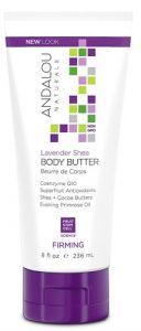 Andalou Naturals Firming Body Butter Lavender Shea -- 8 fl oz   Comprar Suplemento em Promoção Site Barato e Bom