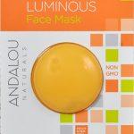 Andalou Naturals Luminous Turmeric Clay Face Mask Pod -- 0.28 oz   Comprar Suplemento em Promoção Site Barato e Bom