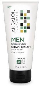 Andalou Naturals MEN Smooth Glide Shave Cream -- 6 fl oz   Comprar Suplemento em Promoção Site Barato e Bom