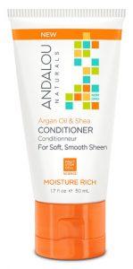 Andalou Naturals Moisture Rich Conditioner Argan Oil & Shea -- 1.7 fl oz   Comprar Suplemento em Promoção Site Barato e Bom