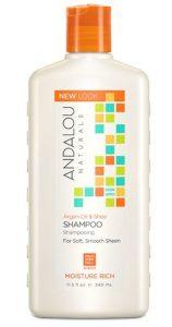 Andalou Naturals Moisture Rich Shampoo Argan Oil & Shea -- 11.5 fl oz   Comprar Suplemento em Promoção Site Barato e Bom