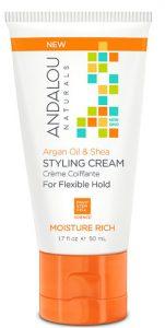 Andalou Naturals Moisture Rich Styling Cream Argan Oil & Shea -- 1.7 fl oz   Comprar Suplemento em Promoção Site Barato e Bom