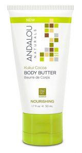 Andalou Naturals Nourishing Body Butter Kukui Cocoa -- 1.7 fl oz   Comprar Suplemento em Promoção Site Barato e Bom