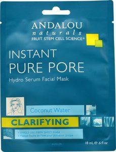 Andalou Naturals Pure Pore Hydro Serum Facial Sheet Mask -- 0.6 fl oz   Comprar Suplemento em Promoção Site Barato e Bom