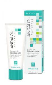 Andalou Naturals Quenching Coconut Milk Firming Mask -- 1.8 fl oz   Comprar Suplemento em Promoção Site Barato e Bom
