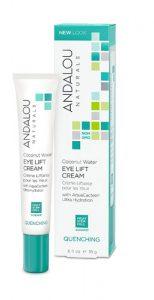Andalou Naturals Quenching Coconut Water Eye Lift Cream -- 0.6 fl oz   Comprar Suplemento em Promoção Site Barato e Bom