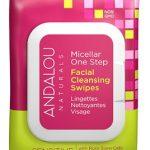 Andalou Naturals Sensitive Micellar One Step Facial Cleansing Swipes -- 35 Wipes   Comprar Suplemento em Promoção Site Barato e Bom
