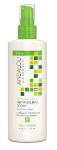 Andalou Naturals Silky Smooth Exotic Marula Oil Detangling Spray -- 8.2 fl oz   Comprar Suplemento em Promoção Site Barato e Bom
