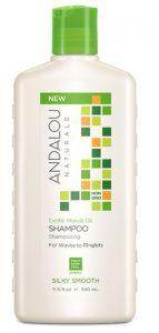 Andalou Naturals Silky Smooth Exotic Marula Oil Shampoo -- 11.5 fl oz   Comprar Suplemento em Promoção Site Barato e Bom