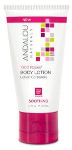 Andalou Naturals Soothing Body Lotion 1000 Roses® -- 1.7 fl oz   Comprar Suplemento em Promoção Site Barato e Bom