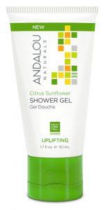 Andalou Naturals Uplifting Shower Gel Citrus Sunflower -- 1.7 fl oz   Comprar Suplemento em Promoção Site Barato e Bom
