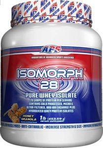 Isomorph 28 Protein By APS Nutrition, Honey Granola, 1lb   Comprar Suplemento em Promoção Site Barato e Bom