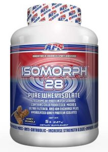 Isomorph 28 Protein By APS Nutrition, Honey Granola, 5lb   Comprar Suplemento em Promoção Site Barato e Bom