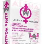 Alpha Woman Fat Burner, 60 Caps   Comprar Suplemento em Promoção Site Barato e Bom