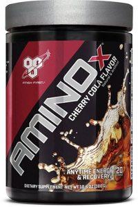 Amino X By BSN, Cherry Cola, 20 Servings   Comprar Suplemento em Promoção Site Barato e Bom