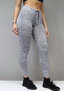 Joggers For Women By Blackstone Labs, Grey, XL   Comprar Suplemento em Promoção Site Barato e Bom