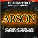 Arson Fat Burner By Blackstone Labs, 60 Caps   Comprar Suplemento em Promoção Site Barato e Bom