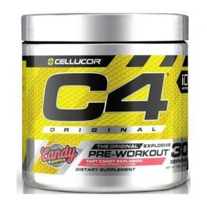 C4 By Cellucor, Original, Tart Candy, Explosion, 30 Servings   Comprar Suplemento em Promoção Site Barato e Bom