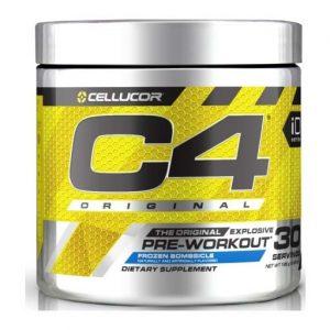 C4 By Cellucor, Original, Frozen Bombsicle, 30 Servings   Comprar Suplemento em Promoção Site Barato e Bom