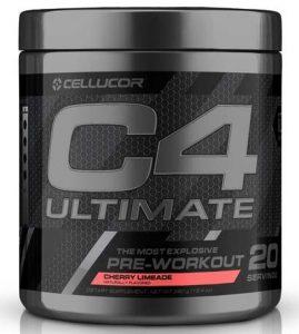 C4 Ultimate By Cellucor, Cherry Limeade, 20 Servings   Comprar Suplemento em Promoção Site Barato e Bom