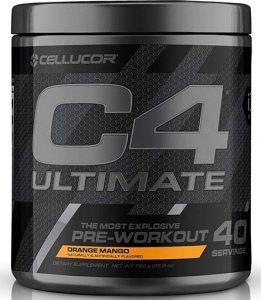 C4 Ultimate By Cellucor, Orange Mango, 40 Servings   Comprar Suplemento em Promoção Site Barato e Bom