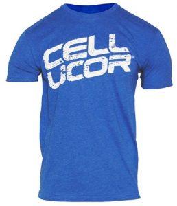 Cellucor T-Shirt, Blue, X-Large   Comprar Suplemento em Promoção Site Barato e Bom