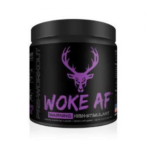 Woke AF Pre Workout By DAS Labs, Grape, 30 Servings   Comprar Suplemento em Promoção Site Barato e Bom